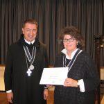 Aufnahme von Dr. Birgitta Klemenz in die Sectio Historica