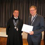 Aufnahme von Prof. Dr. Martin Klöckener (Universität Fribourg) in die Sectio Theologica