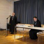 Nachrufe auf die Verstorbenen der Sectio Historica durch Dekan Prof. Dr. Stephan Haering
