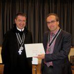 Aufnahme in die Sectio Theologica von Prof. Dr. Alexander Zerfass (Universität Salzburg)